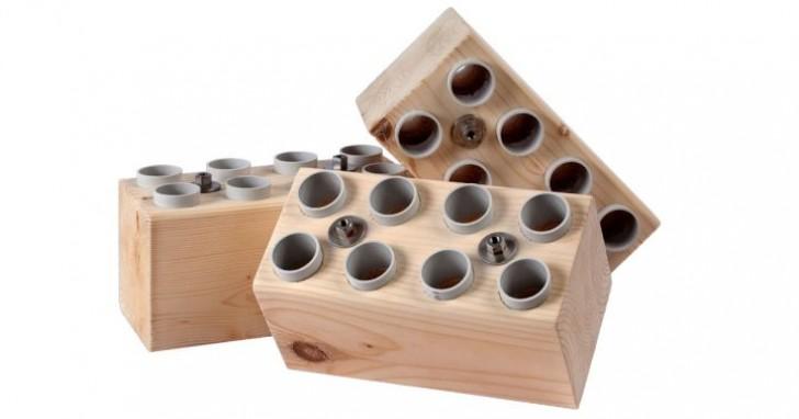 Costruire case vere con lego giganti l 39 idea rivoluzionaria di un ingegnere italiano - Costruire un case ...