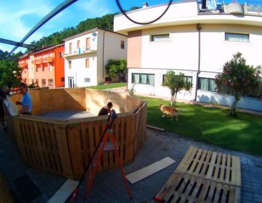 Ecco come costruire una piscina su misura partendo da for Costruire una casa passo dopo passo