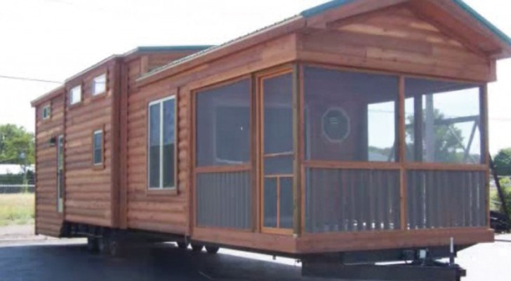 Scenic Views of Rustic Park Mobile Homes
