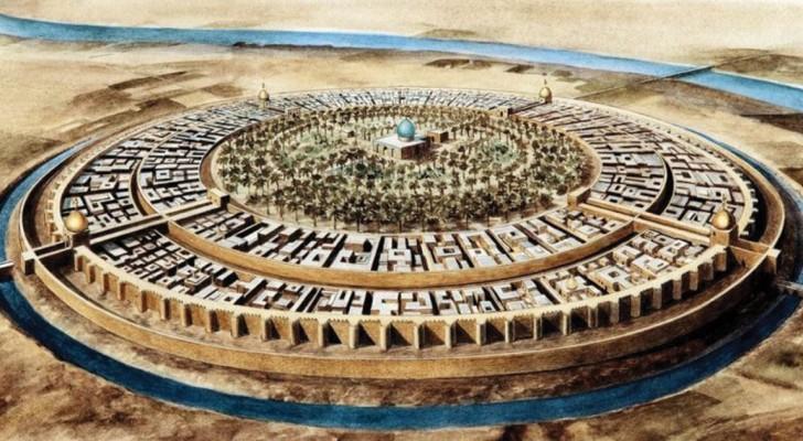 La ville ronde de Bagdad : découvrez un joyau de l'urbanisme du VIIIe siècle