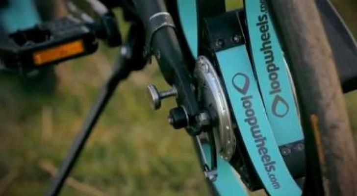 Loopwheels, le vélo du futur