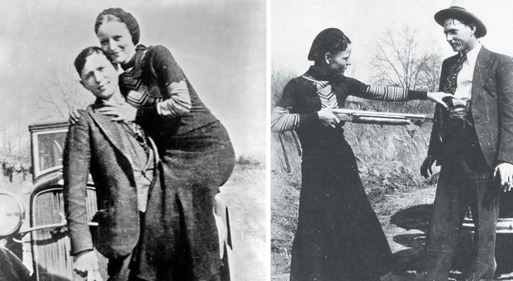 Bonnie e Clyde, la vera storia della leggendaria coppia di criminali innamorati