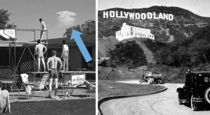 12 super seltene Fotos die euch die Vergangenheit aus einem anderen Licht zeigen