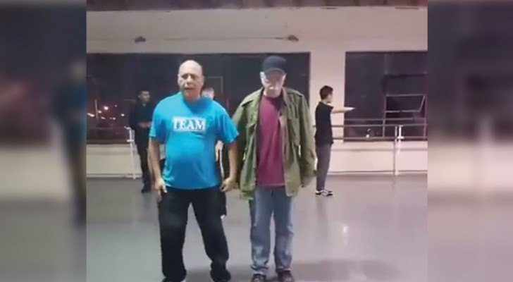 2 opa's volgens een hip-hop cursus: wat ze hebben geleerd overtreft alle verwachtingen!