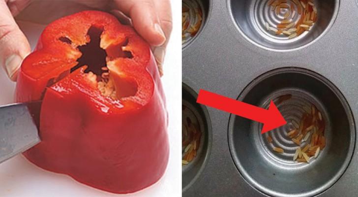 16 astuces en cuisine qui vous feront dire « Wow ! » dès que vous les connaîtrez!