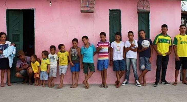 Dieses Paar hat 13 Kinder und will immer noch mehr: Der Grund hat uns zum Lächeln gebracht