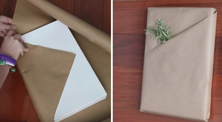 Learn how to wrap your gifts quickly and beautifully!