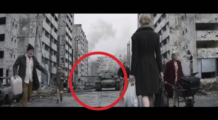 Può sembrare un video sulla guerra, ma il finale vi farà venire la pelle d'oca.