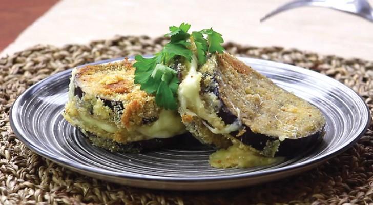 Cordon Bleu de berinjela : você vai querer preparar esta receita agora mesmo!