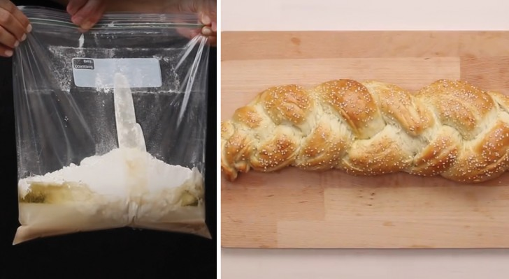 Now making homemade bread is easier than EVER!