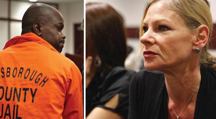 Après 26 ans, elle rencontre l'homme qui lui a tiré sur le visage: voici une histoire au final inattendu