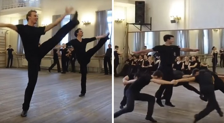 Het beroemde Russische ballet: een kijkje achter de schermen bij deze uitermate talentvolle dansers!