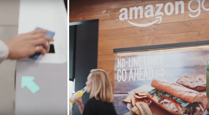Fast, efficient, no cash grocery shopping with Amazon GO!