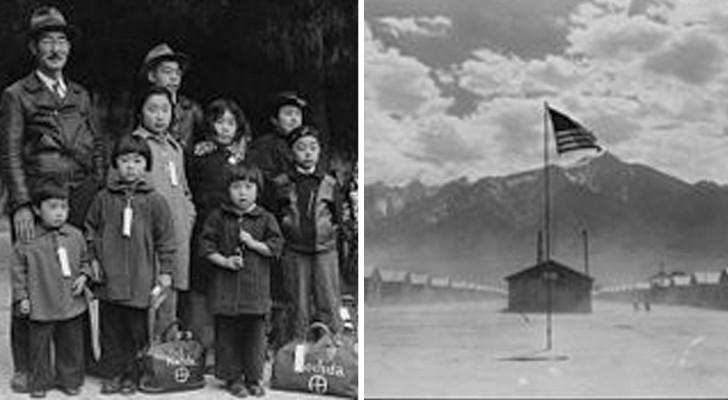 Campi d'internamento negli USA: 120.000 giapponesi deportati nella Seconda guerra mondiale