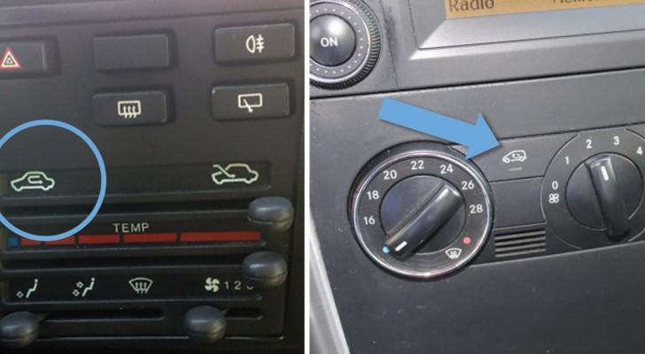 Voilà pourquoi dans les bouchons il est important d'appuyer sur ce bouton, même si presque personne ne le fait!