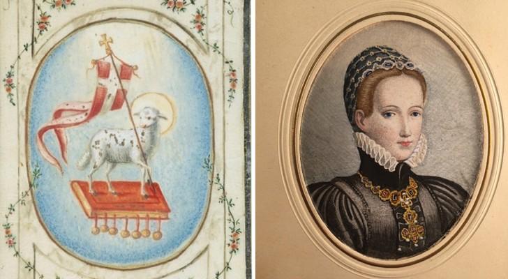 L'antica arte della pittura su ragnatela: scoprite gli ultimi ritratti rimasti realizzati con questa tecnica