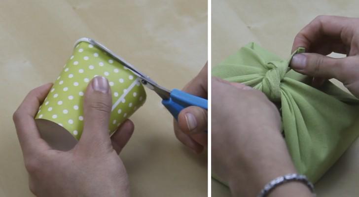 7 truques para fazer lindos pacotes de presente!