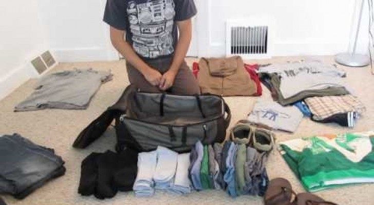 Como fazer a mala LIKE A BOSS!!!