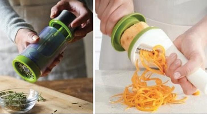 Ces outils vont transformer votre cuisine à un niveau supérieur: vous les voudrez tous!