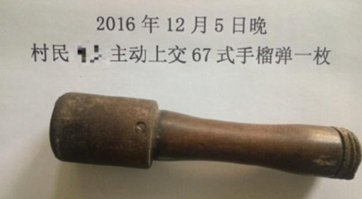 Ha usato una granata INESPLOSA come schiaccianoci per 25 anni: ecco a voi l'uomo più fortunato del mondo!