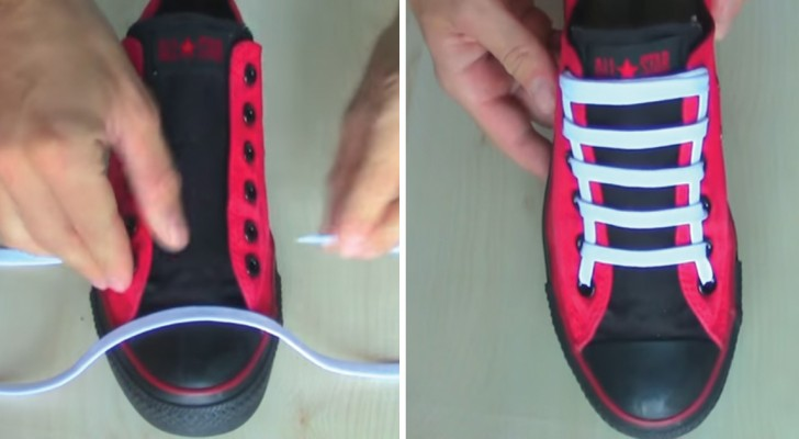 Trendy and stylish ways to tie shoelaces! Check it out!