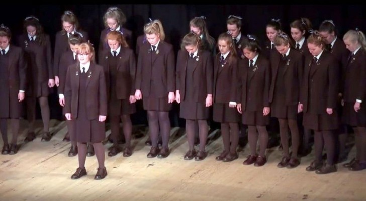A famous Queen song by an amazing all-girls choir!