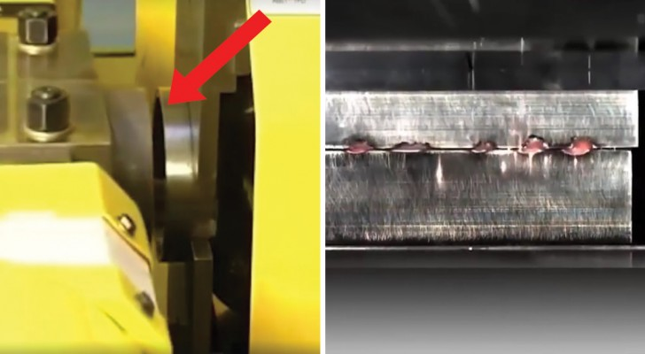 Discover the magic of friction welding!   Check it out!