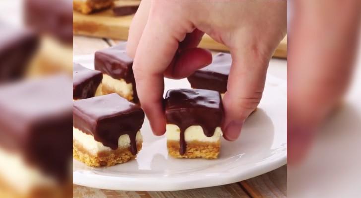 Mini cheesecake: ecco il dolcetto perfetto per rendere speciale l'ora del tè