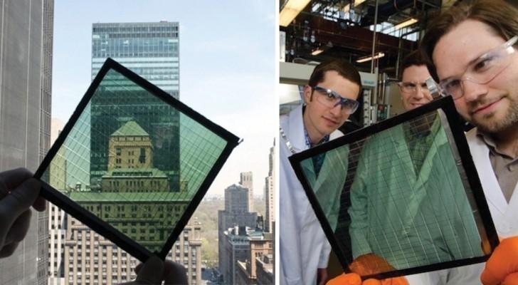 Générer une énergie 50 fois supérieure aux panneaux solaires ? Voici les fenêtres solaires