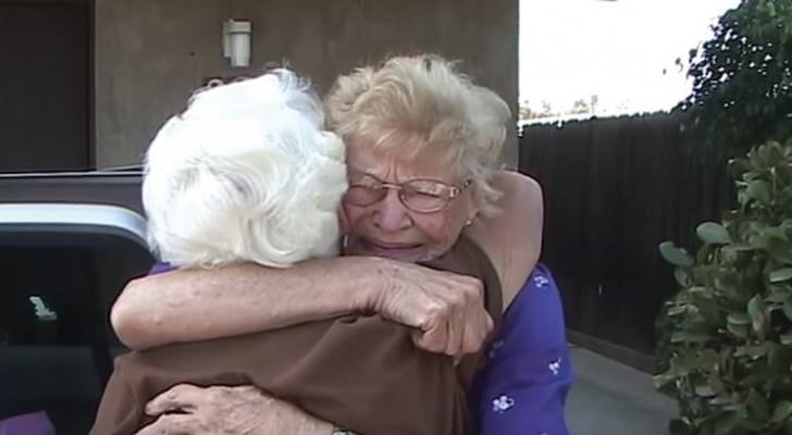 À 77 ans, elle connaît enfin sa mère: voici l'histoire dramatique de leur séparation