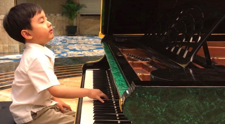 Evan Le, the musical prodigy who has charmed the world!