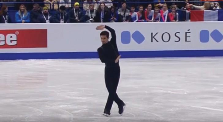 Deze schaatser heeft zojuist voor de vijfde keer op rij het EK kunstschaatsen gewonnen!