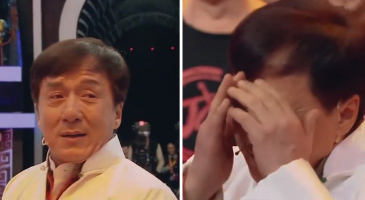 A  moving tribute to a remarkable stunt man ... Jackie Chan!