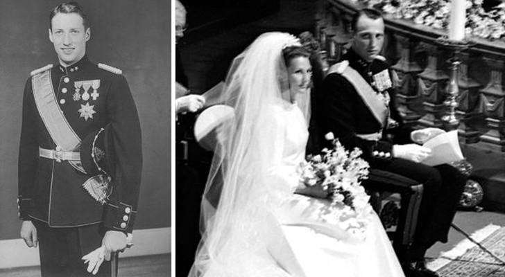 Pronto a rinunciare al trono per amore di una popolana: ecco la favola del re di Norvegia