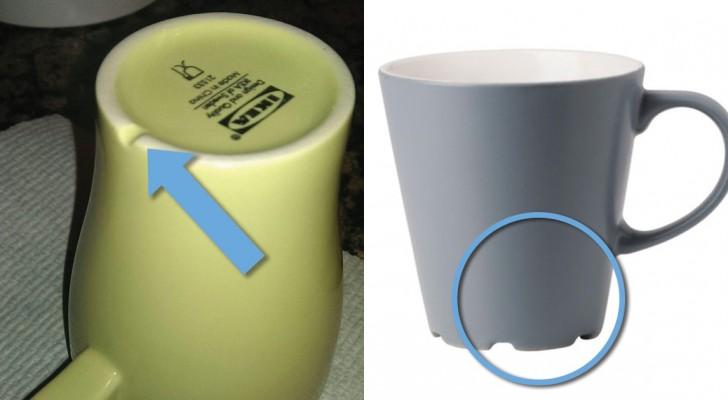Warum haben IKEA-Tassen diese Rille am Boden? Ein Mitarbeiter erklärt es uns