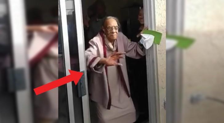 Celebrating her 100th birthday --- and still Rockin'  :)