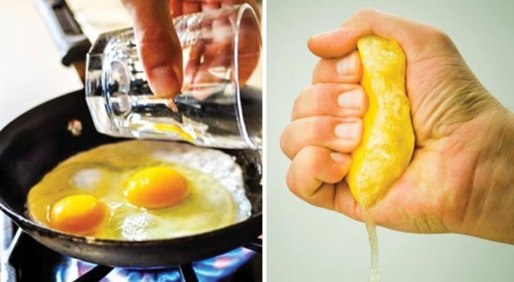 21 essentiële trucs voor in de keuken  die je zou moeten weten!