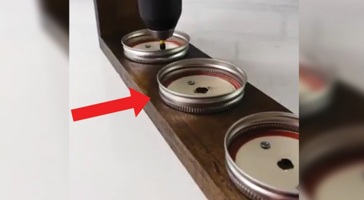 Hout en een glazen pot: zo maak je een unieke decoratie voor in je woonkamer!