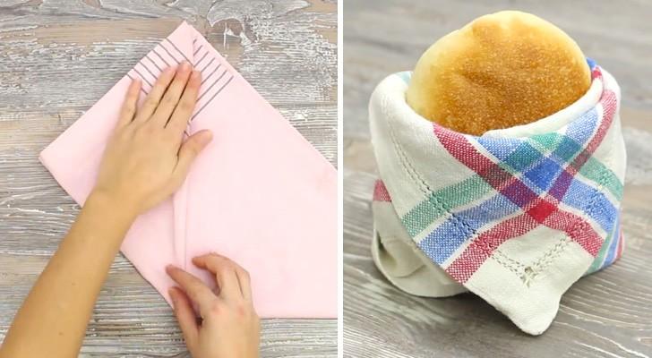Não é difícil como parece: veja sete maneiras de dobrar o guardanapo e decorar sua mesa