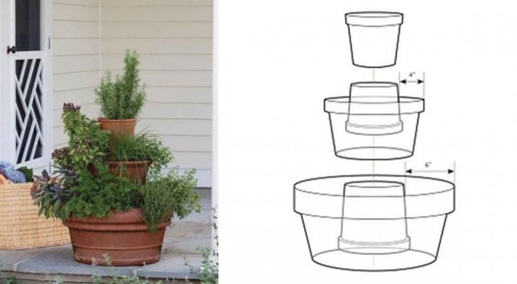 12 idées créatives pour construire le jardin vertical qui convient le mieux à vos espaces