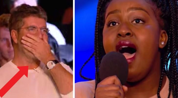 A Golden Buzzer for Britain's Got Talent --Sarah Ikumu