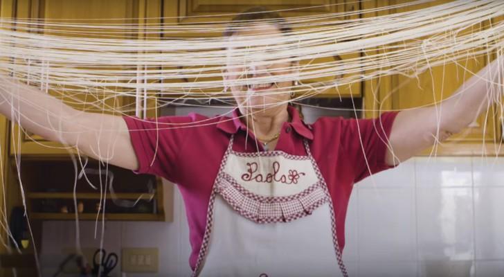 Les pâtes les plus bizarres du monde sont faites entièrement à la main: voici comment