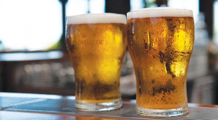 Due bicchieri di birra? Meglio del paracetamolo: lo studio dell'Università di Greenwich