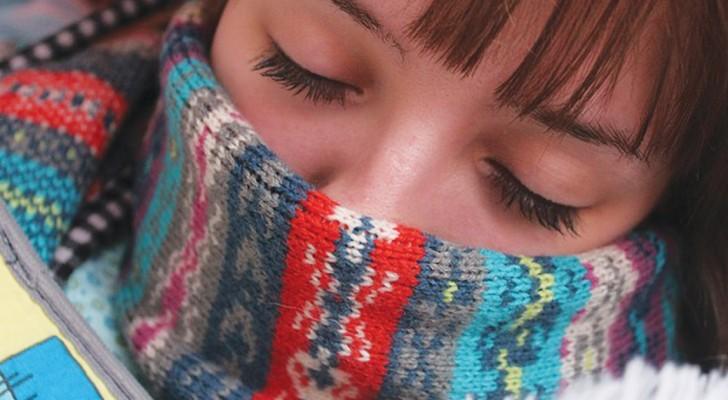 Warum dir immer kalt ist, auch wenn es nicht mehr Winter ist