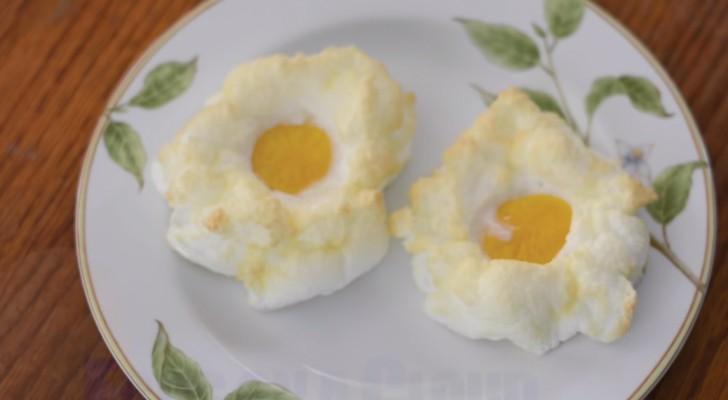 Ovos sobre as nuvens: conheça esse novo jeito de cozinhá-los!