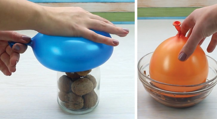 Discover some pretty cool balloon hacks!
