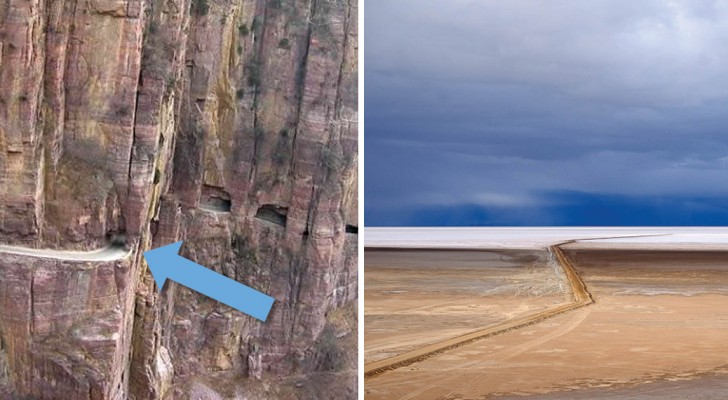 Deze 4 wegen behoren tot de gevaarlijkste en spectaculairste ter wereld. Gordels om!