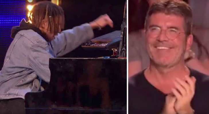Tokio Myers blend of classic and modern piano music stuns everyone!