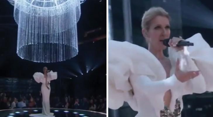 O filme Titanic festeja 20 anos: a exibição de Céline Dion é pura magia!