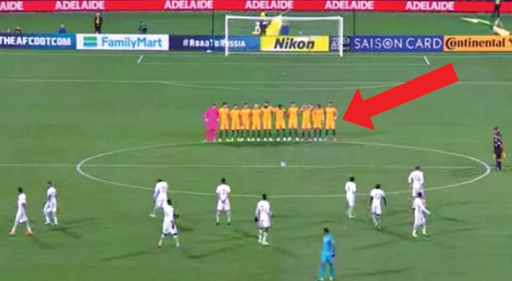 Saudi Arabian players refuse to observe a minute of silence ...